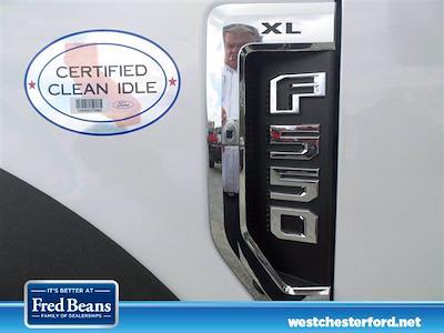 2021 Ford F-550 Regular Cab DRW 4x4, Rugby Eliminator LP Steel Dump Body #WU10488 - photo 9