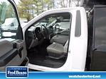 2021 Ford F-550 Regular Cab DRW 4x4, Rugby Eliminator LP Steel Dump Body #WU10488 - photo 6