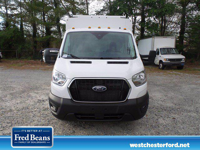 2021 Ford Transit 350 4x2, Reading Aluminum CSV Service Utility Van #WU10500 - photo 1