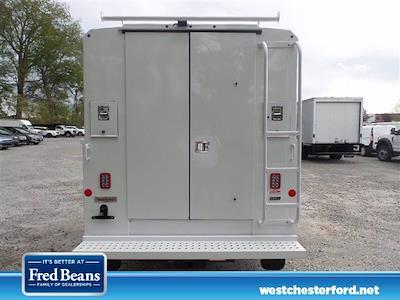 2021 Ford Transit 350 4x2, Reading Aluminum CSV Service Utility Van #WU10500 - photo 4