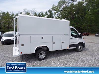2021 Ford Transit 350 HD 4x2, Reading Aluminum CSV Service Utility Van #WU10503 - photo 9