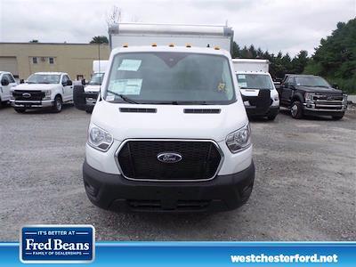 2021 Ford Transit 350 HD Low Roof AWD, Supreme Spartan Cargo Cutaway Van #WU10576 - photo 4