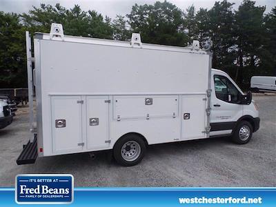 2021 Ford Transit 350 HD Low Roof AWD, Supreme Spartan Cargo Cutaway Van #WU10576 - photo 5