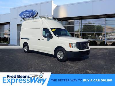 2014 NV HD High Roof 4x2,  Upfitted Cargo Van #WU10605E - photo 1