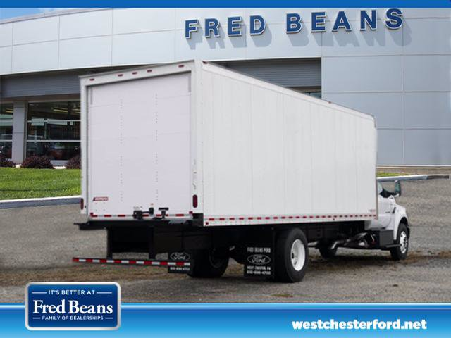 2019 F-650 Regular Cab DRW 4x2,  Morgan Dry Freight #WU191014 - photo 1
