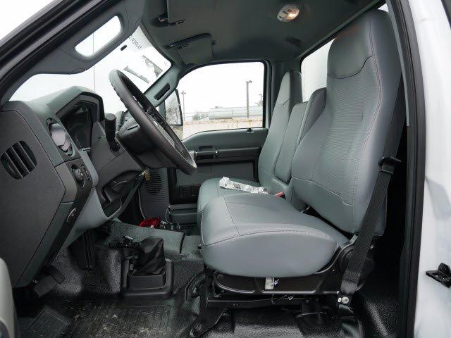 2019 F-650 Regular Cab DRW 4x2, Morgan Fastrak Dry Freight #WU191014 - photo 6