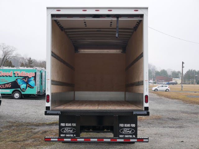 2019 F-650 Regular Cab DRW 4x2,  Morgan Fastrak Dry Freight #WU191014 - photo 10