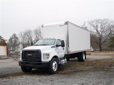 2019 F-650 Regular Cab DRW 4x2,  Morgan Fastrak Dry Freight #WU191014 - photo 5