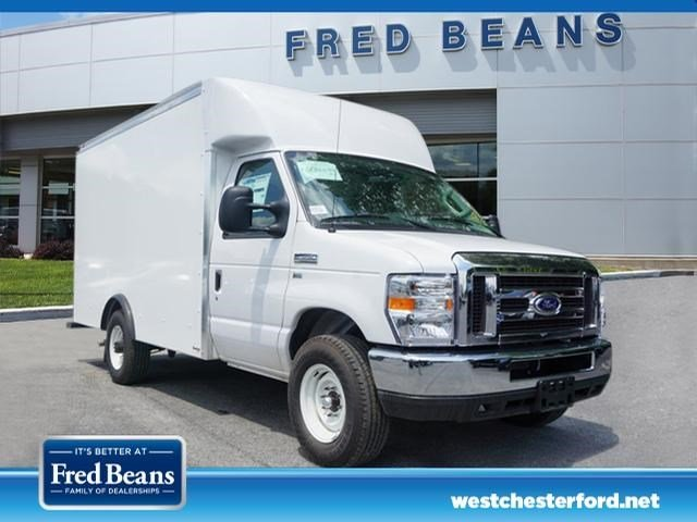 Fred Beans Ford West Chester >> 2019 E 350 4x2 Supreme Spartan Cargo Cutaway Van Stock Wu191110