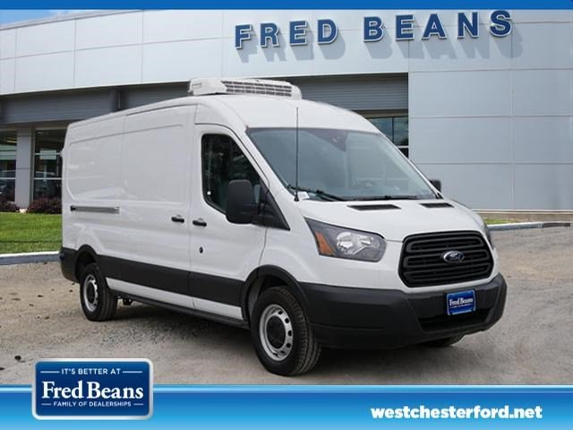 2019 Transit 250 Med Roof 4x2, Thermo King Refrigerated Body #WU191111 - photo 1