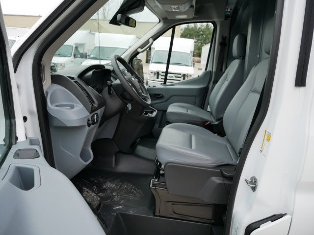2019 Transit 250 Med Roof 4x2, Thermo King Direct-Drive Refrigerated Body #WU191111 - photo 10