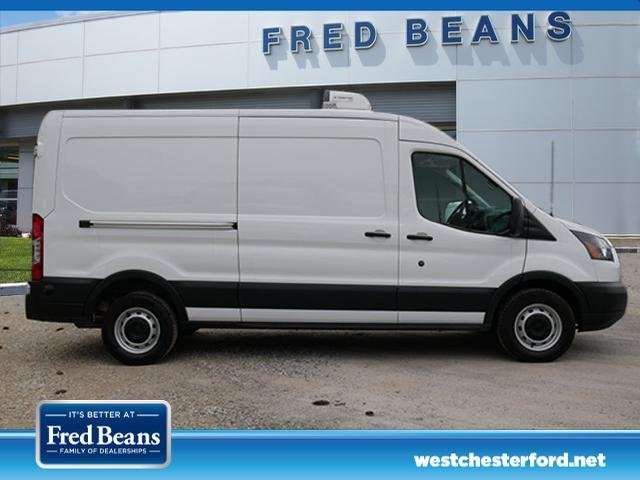 2019 Transit 250 Med Roof 4x2, Thermo King Direct-Drive Refrigerated Body #WU191111 - photo 3