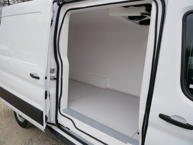 2019 Transit 250 Med Roof 4x2, Thermo King Direct-Drive Refrigerated Body #WU191111 - photo 8