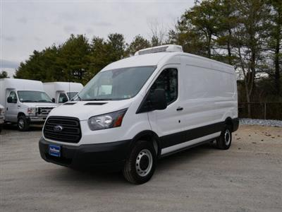 2019 Transit 250 Med Roof 4x2, Thermo King Direct-Drive Refrigerated Body #WU191111 - photo 2