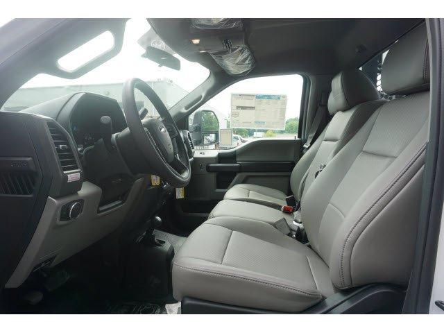 2019 F-450 Regular Cab DRW 4x4,  Knapheide Value-Master X Stake Bed #WU191221 - photo 8
