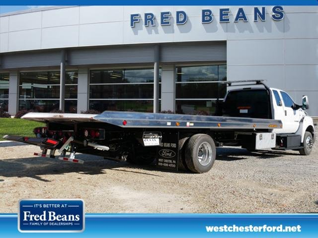 2019 F-650 Super Cab DRW 4x2, Jerr-Dan Rollback Body #WU191236 - photo 1