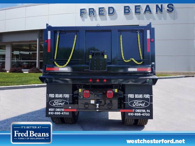2019 F-650 Regular Cab DRW 4x2, Godwin Dump Body #WU191237 - photo 1