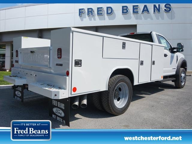 2019 F-450 Regular Cab DRW 4x2, Reading Service Body #WU191261 - photo 1