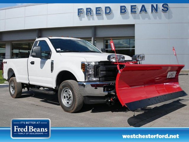2019 F-250 Regular Cab 4x4, Western Pickup #WU191328 - photo 1