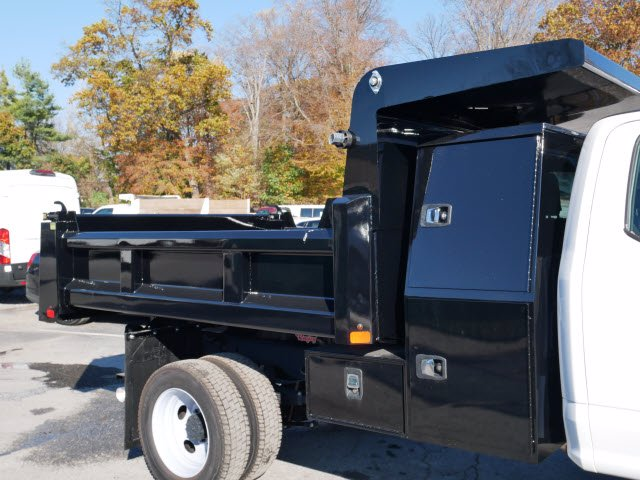 2019 F-550 Super Cab DRW 4x4, Rugby Eliminator LP Steel Dump Body #WU191378 - photo 15
