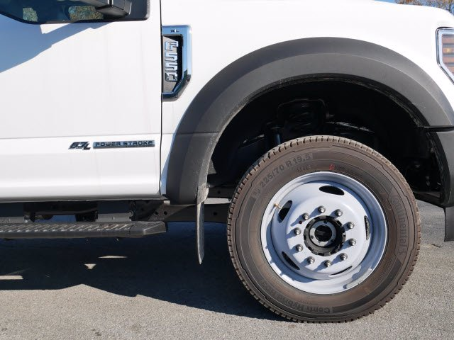 2019 F-550 Super Cab DRW 4x4, Rugby Eliminator LP Steel Dump Body #WU191378 - photo 16