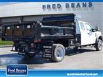 2019 F-550 Super Cab DRW 4x4, Rugby Eliminator LP Steel Dump Body #WU191378 - photo 2