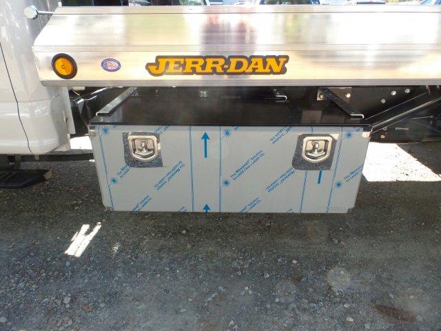 2019 F-550 Super Cab DRW 4x4, Jerr-Dan Standard Duty Carriers Rollback Body #WU191434 - photo 5