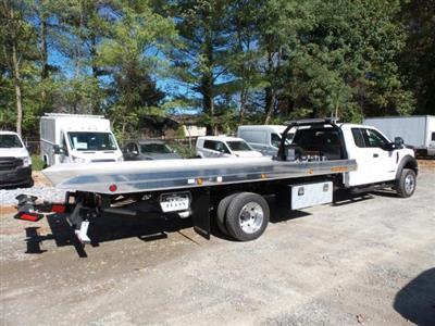 2019 F-550 Super Cab DRW 4x4, Jerr-Dan Standard Duty Carriers Rollback Body #WU191434 - photo 2