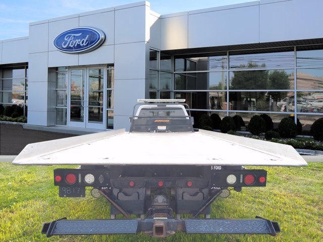2016 Ford F-550 Super Cab DRW RWD, Rollback Body #WU191434A - photo 1