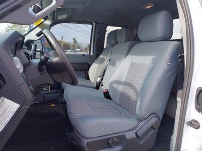 2016 Ford F-550 Super Cab DRW RWD, Rollback Body #WU191434A - photo 11