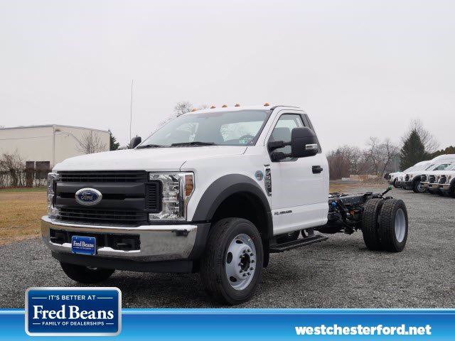 2019 Ford F-550 Regular Cab DRW RWD, Cab Chassis #WU191450 - photo 6