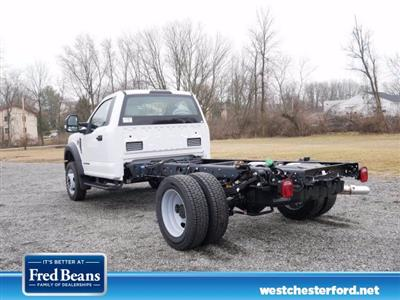 2019 Ford F-550 Regular Cab DRW RWD, Cab Chassis #WU191450 - photo 5