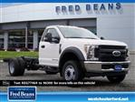 2019 Ford F-550 Regular Cab DRW RWD, Cab Chassis #WU191450 - photo 1