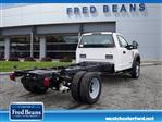 2019 Ford F-550 Regular Cab DRW RWD, Cab Chassis #WU191450 - photo 2