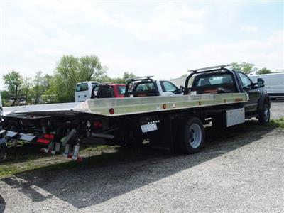 2019 F-550 Regular Cab DRW 4x2,  Jerr-Dan Standard Duty Carriers Rollback Body #WU19739 - photo 2
