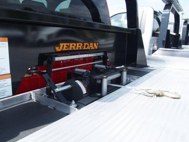 2019 F-550 Regular Cab DRW 4x4,  Jerr-Dan Standard Duty Carriers Rollback Body #WU19740 - photo 9