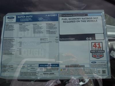 2019 F-550 Regular Cab DRW 4x4,  Jerr-Dan Standard Duty Carriers Rollback Body #WU19740 - photo 10