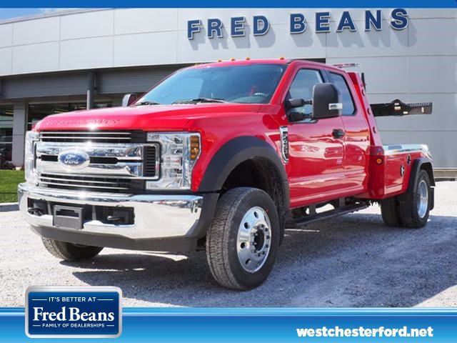 2019 Ford F-450 Super Cab DRW RWD, Wrecker Body #WU19745 - photo 3
