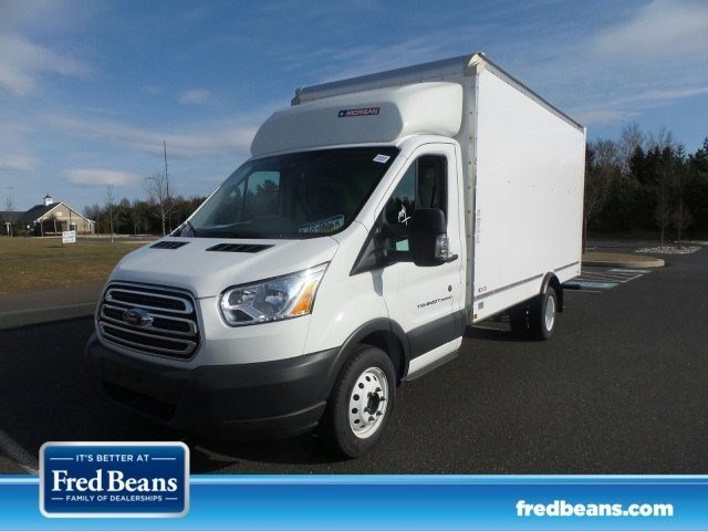 2019 Transit 350 HD DRW 4x2,  Morgan Cutaway Van #WU19999 - photo 1