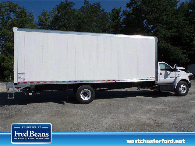 2022 F-750 Regular Cab DRW 4x2,  Morgan Truck Body Gold Star Dry Freight #WU20043 - photo 3