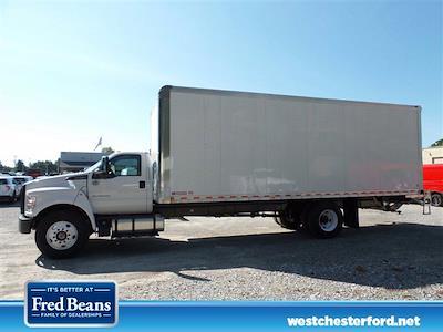 2022 F-750 Regular Cab DRW 4x2,  Morgan Truck Body Gold Star Dry Freight #WU20043 - photo 1
