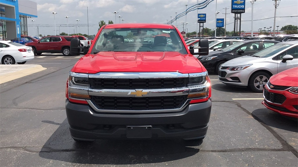 2018 Silverado 1500 Regular Cab 4x4,  Pickup #CDR163780 - photo 4