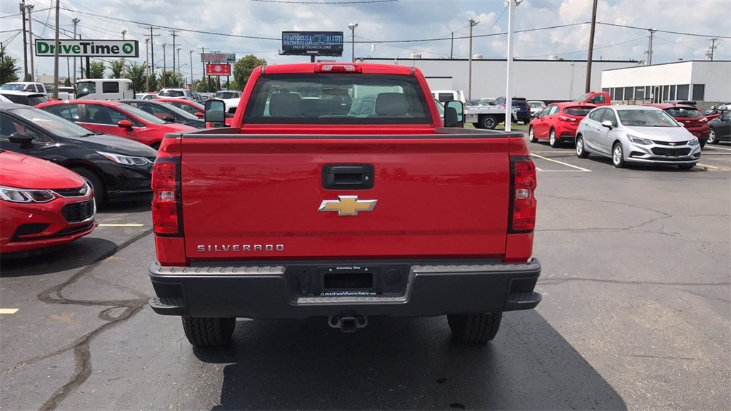 2018 Silverado 1500 Regular Cab 4x4,  Pickup #CDR163780 - photo 2