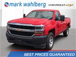 2018 Silverado 1500 Regular Cab 4x4,  Pickup #CDR163780 - photo 1