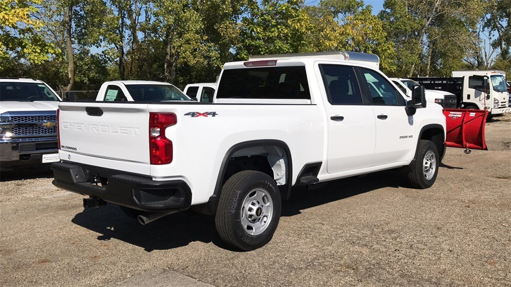 2020 Silverado 2500 Crew Cab 4x4,  BOSS Pickup #CF0T137692 - photo 1