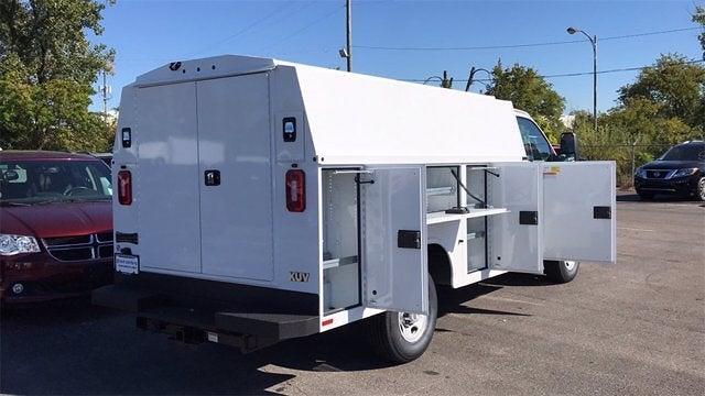 2020 Chevrolet Express 3500 4x2, Knapheide Service Utility Van #CF0T259393 - photo 1