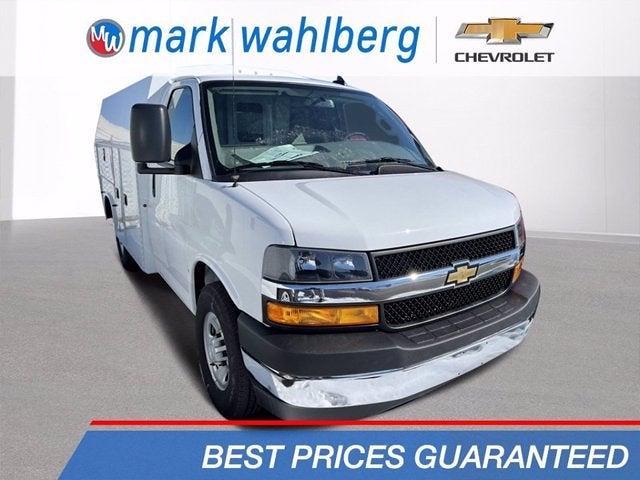 2020 Chevrolet Express 3500 4x2, Cutaway #CF0T276949 - photo 1