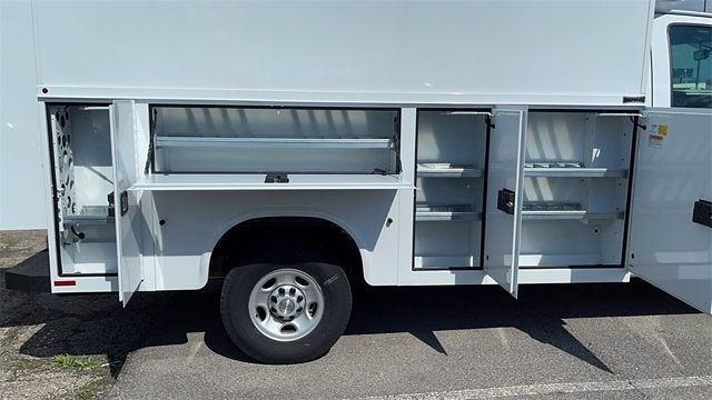 2020 Chevrolet Express 3500 4x2, Knapheide KUV Service Utility Van #CF0T276954 - photo 2