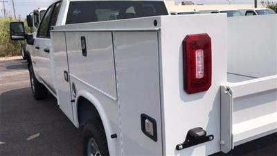 2020 Chevrolet Silverado 2500 Double Cab 4x4, Knapheide Steel Service Body #CF0T277735 - photo 10