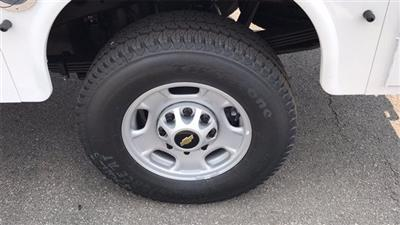 2020 Chevrolet Silverado 2500 Double Cab 4x4, Knapheide Steel Service Body #CF0T277735 - photo 11